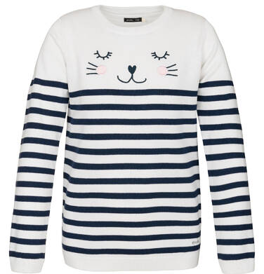 Endo - Sweter dla dziewczynki 3-8 lat D91B008_1