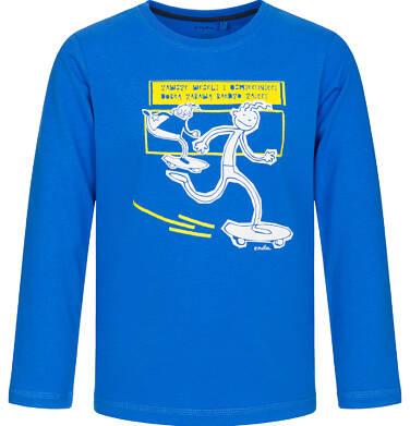 Endo - T-shirt z długim rękawem dla chłopca 3-8 lat C92G076_1