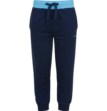 Endo - Spodnie dresowe dla chłopca, granatowe, 9-13 lat C03K552_1 22