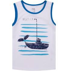 Endo - T-shirt bez rękawów dla chłopca 4-8 lat C71G144_1