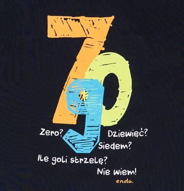 Endo - T-shirt dla chłopca 3-8 lat C81G072_1