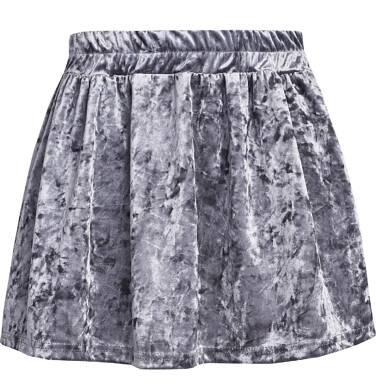 Endo - Welurowa spódnica dla dziewczynki 3-8 lat D82J516_1