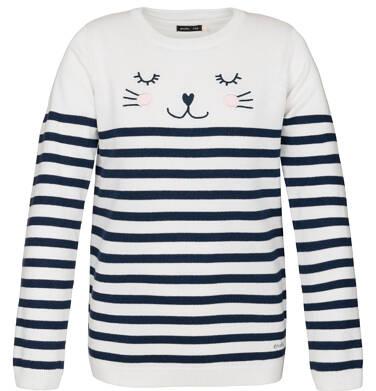 Sweter dla dziewczynki 9-13 lat D91B508_1