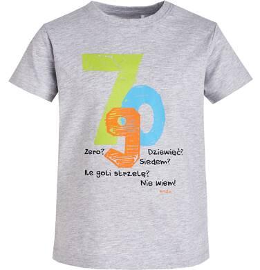 Endo - T-shirt dla chłopca 3-8 lat C81G074_1