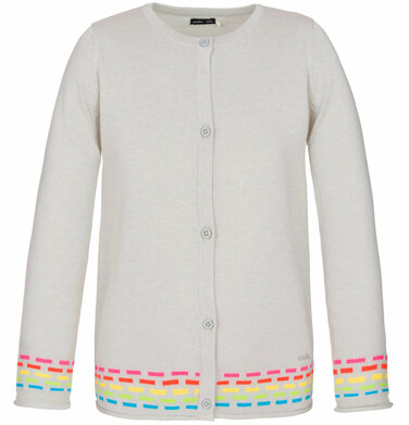 Sweter rozpinany dla dziewczynki 3-8 lat D91B009_1