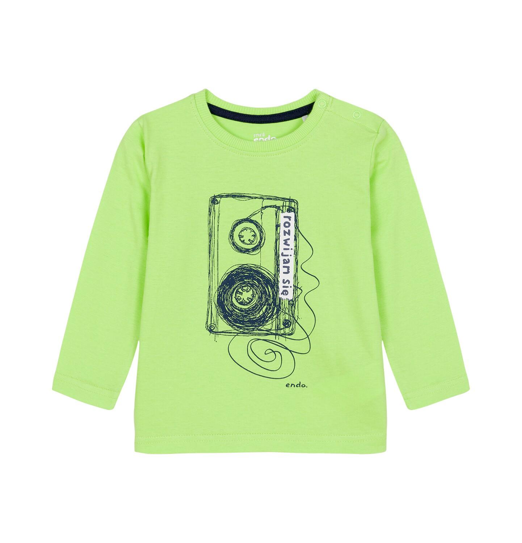 Endo - T-shirt z długim rękawem dla dziecka 0-3 lata N92G079_1