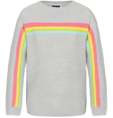 Sweter dla dziewczynki 3-8 lat D91B010_1