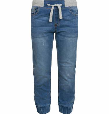 Endo - Spodnie jeansowe dla chłopca typu jogger, 9-13 lat C03K526_1