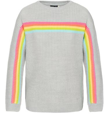 Sweter dla dziewczynki 9-13 lat D91B510_1
