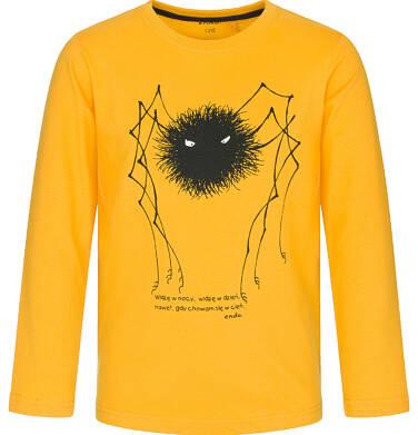 Endo - T-shirt z długim rękawem dla chłopca 9-13 lat C92G578_1