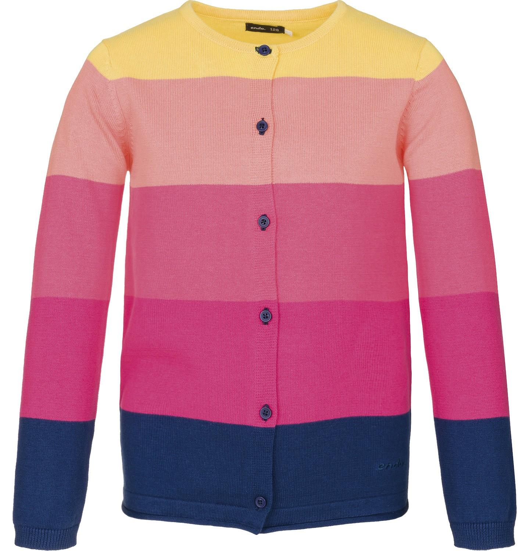 Endo - Sweter rozpinany dla dziewczynki 3-8 lat D91B011_1