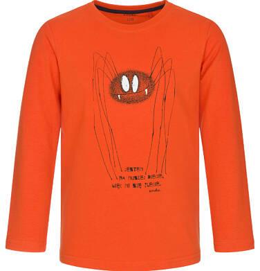 Endo - T-shirt z długim rękawem dla chłopca 3-8 lat C92G079_1