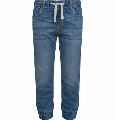 Endo - Spodnie jeansowe dla chłopca typu jogger, 2-8 lat C03K027_1 92