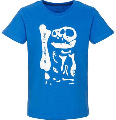 Endo - T-shirt z krótkim rękawem dla chłopca 3-8 lat C91G003_1