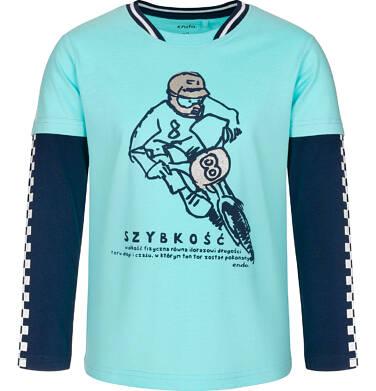 T-shirt dla chłopca 9-13 lat C91G508_1