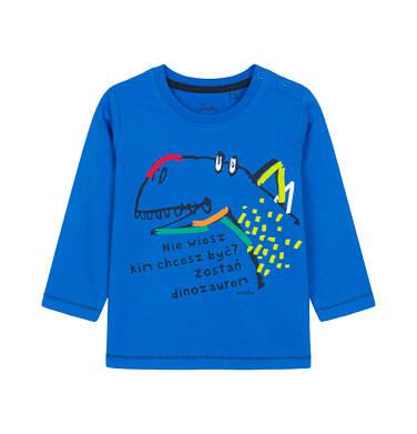Endo - T-shirt z długim rękawem dla dziecka 0-3 lata N92G011_1