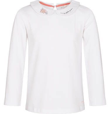 Endo - Bluzka z długim rękawem dla dziewczynki 3-8 lat D92G002_1