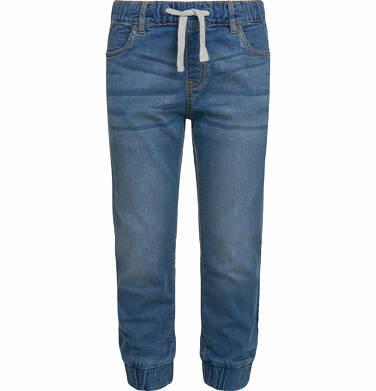 Endo - Spodnie jeansowe dla chłopca typu jogger, 9-13 lat C03K527_1