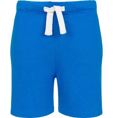 Endo - Krótkie spodenki dla chłopca, niebieskie, 9-13 lat C06K001_2 196