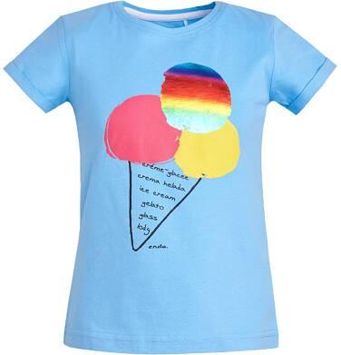 Endo - T-shirt dla dziewczynki 3-8 lat D81G036_1