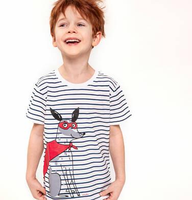 Endo - T-shirt dla chłopca 3-8 lat C91G040_1