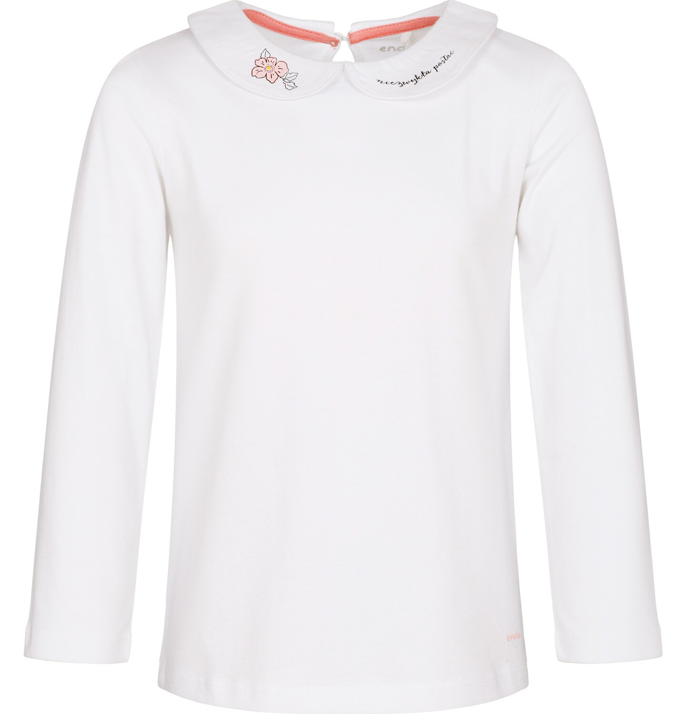 Endo - Bluzka z długim rękawem dla dziewczynki 9-13 lat D92G502_1