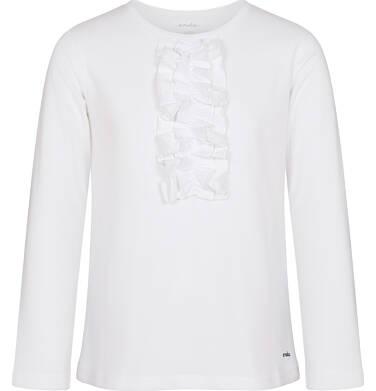 Endo - Bluzka z długim rękawem dla dziewczynki 9-13 lat D92G505_1