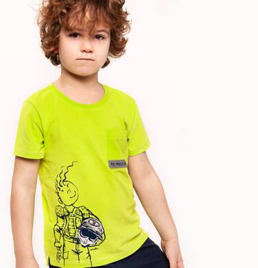 Endo - T-shirt z krótkim rękawem dla chłopca 3-8 lat C91G016_1