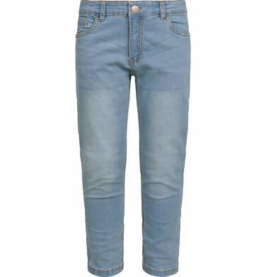 Spodnie jeansowe dla chłopca, 9-13 lat C03K528_1