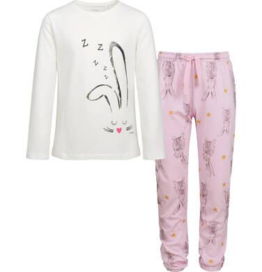 Endo - Piżama dziewczęca z długim rękawem, 9-13 lat D04V008_1 1