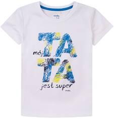 T-shirt dla chłopca 4-8 lat C71G172_1