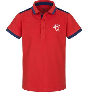 Endo - Koszulka polo dla chłopca 3-8 lat C91G055_1