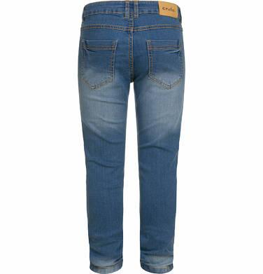 Endo - Spodnie jeansowe dla chłopca, 2-8 lat C03K028_2,2