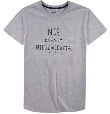 Endo - T-shirt męski Q52G018_1