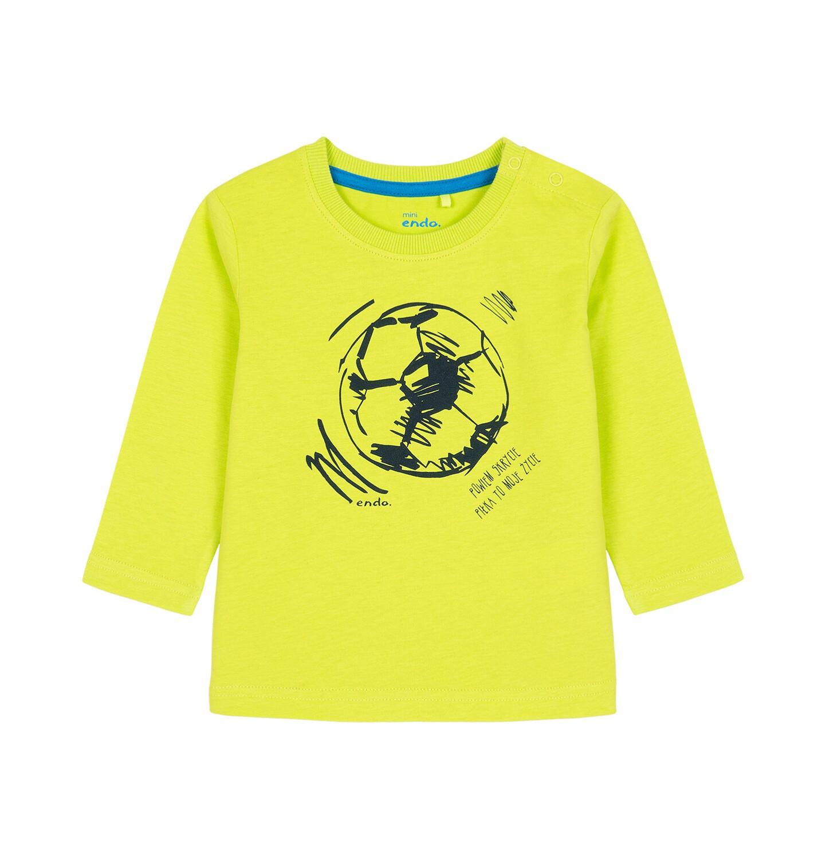Endo - T-shirt z długim rękawem dla dziecka 0-3 lata N92G031_1