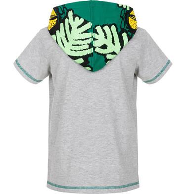 Endo - T-shirt z krótkim rękawem dla chłopca 9-13 lat C91G529_1,3