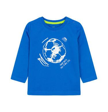 T-shirt z długim rękawem dla dziecka 0-3 lata N92G031_2