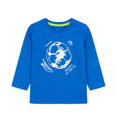 Endo - T-shirt z długim rękawem dla dziecka 0-3 lata N92G031_2