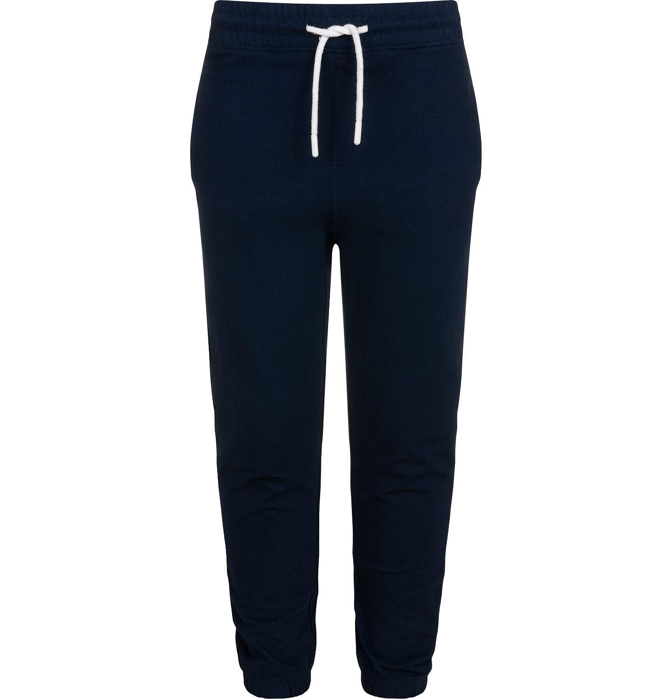 Endo - Spodnie dresowe dla chłopca, ciemnogranatowe, 9-13 lat C05K013_3
