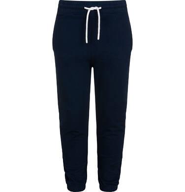 Spodnie dresowe dla chłopca, ciemnogranatowe, 9-13 lat C05K013_3