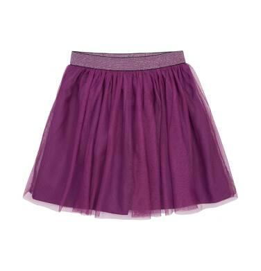 Endo - Tiulowa spódnica dla dziewczynki 3-8 lat D72J004_2