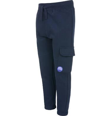 Endo - Spodnie dresowe dla chłopca, granatowe, 3-8 lat C92K016_1