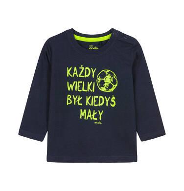 T-shirt z długim rękawem dla dziecka 0-3 lata N92G032_1