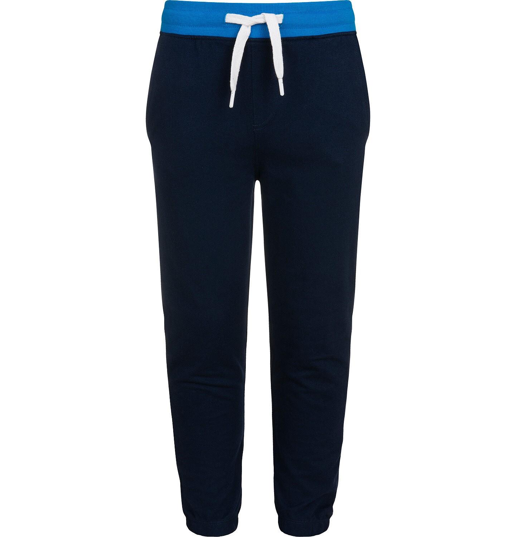 Endo - Spodnie dresowe dla chłopca, ciemnogranatowe, 9-13 lat C05K014_2