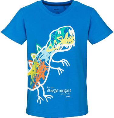 Endo - T-shirt z krótkim rękawem dla chłopca 9-13 lat C91G534_1