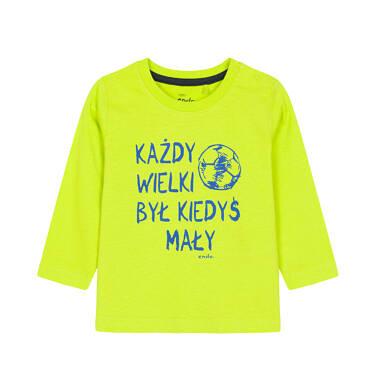 Endo - T-shirt z długim rękawem dla dziecka 0-3 lata N92G032_2