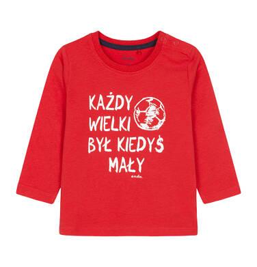 Endo - T-shirt z długim rękawem dla dziecka 0-3 lata N92G032_3