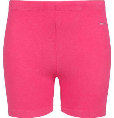Endo - Krótkie legginsy dla dziewczynki, różowe, 9-13 lat D03K507_4 196