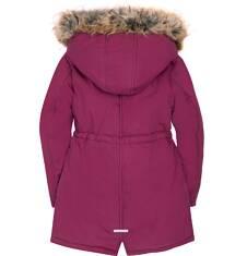 Endo - Długa parka zimowa dla dziewczynki 9-13 lat D72A512_2