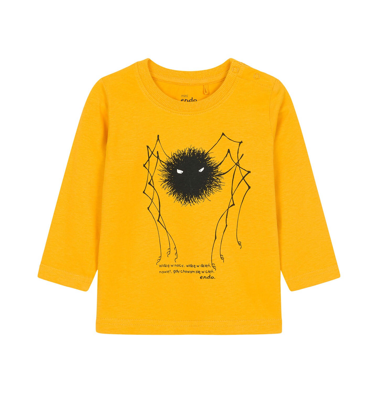 Endo - T-shirt z długim rękawem dla dziecka 0-3 lata N92G044_1